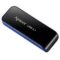 Накопичувач Apacer 32GB USB 3.1 AH356 Black