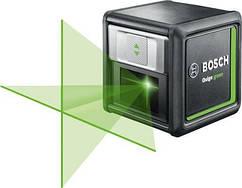 Лазерний нівелір Bosch Quigo Green+MM2