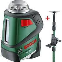 Нівелір Bosch PLL 360 Set лазерний зі штативом TP 320