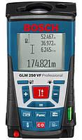 Лазерний далекомір Bosch GLM 250 VF