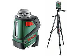 Нівелір Bosch PLL 360 Set лазерний зі штативом