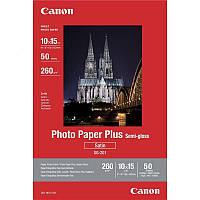 "Папір Canon 4""x6"" Photo Paper Plus Semi-gloss SG-201 50арк."