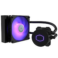 Система рідинного охолодження Cooler Master MasterLiquid ML120L V2 RGB LGA2066/2011-V3/1200/115x/AM4/AM3