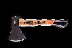Колун NEO 1000 г, дерев'яна яна рукоятка