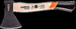 Колун NEO 600 г, дерев'яна яна рукоятка