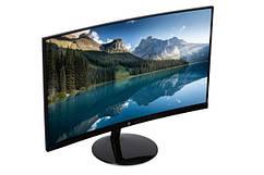 "Монітор LCD 23.6"" 2E H2419B D-Sub, HDMI, VA, CURVED, 178/178"