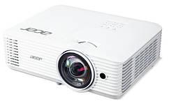Проектор для домашнього кінотеатру, короткофокусний Acer H6518STi (DLP, Full HD, 3500 ANSI Lm) WiFi