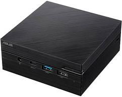Персональний комп'ютер-неттоп ASUS PN62-BB5004MD Intel i5-10210U/2*SO-DIMM/SATA+M.2SSD/int/BT/WiFi/NoOS