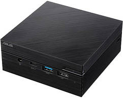 Персональний комп'ютер-неттоп ASUS PN62S-BB3040MD Intel i3-10110U/2*SO-DIMM/SATA+M.2SSD/int/BT/WiFi/NoOS