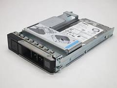 Накопичувач на жорстких магнітних дисках DELL 600GB 10K RPM SAS 12Gbps 512n Hot-plug Hard Drive