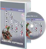 Додатковий набір fisсhertechnik ROBOTICS Програмне забезпечення ROBO PRO WIN 7 8 10