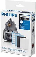 Набір фільтрів для безмішкові пилососів FC84xx - FC86xx серій Philips FC8058/01