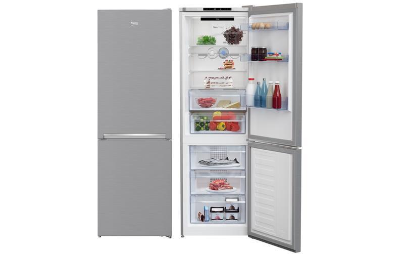 Холодильник двокамерний Beko RCNA366I30XB - 186x67/No-frost/366 л/А++/нерж. сталь