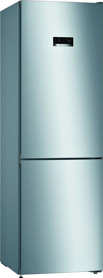 Холодильник Bosch KGN36XL306 з нижньою морозильною камерою - 186x60x66/324 л/No-Frost/inv/А++/нерж. сталь