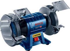Верстат точильний Bosch Professional GBG 60-20, 200мм, 600Вт