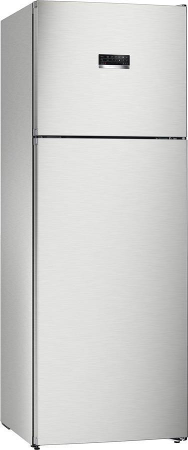 Холодильник Bosch KDN56XIF0N з верхньою мороз. камерою - 193x70x80/522 л/No-Frost/диспл/А++/нерж. сталь