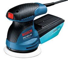 Есцентрчна шліфмашина Bosch GEX 125-1