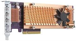 Адаптер QNAP QM2-4P-384