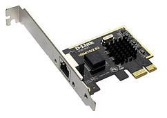 Мережева карта D-Link DGE-562T 1port 2.5 GBaseT, PCI-Express