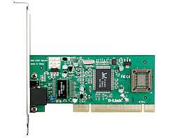 Мережева карта D-Link DGE-530T 1xGE, PCI
