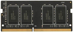 Пам'ять до ноутбука AMD DDR4 2400 16GB SO-DIMM