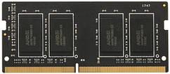 Пам'ять до ноутбука AMD DDR4 2400 4GB SO-DIMM