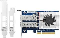 Мережева карта QNAP Dual-port SFP+ 10GbE network expansion card PCIe Gen3 x8
