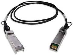 Кабель QNAP SFP+ 10GbE twinaxial direct attach cable 1.5 m