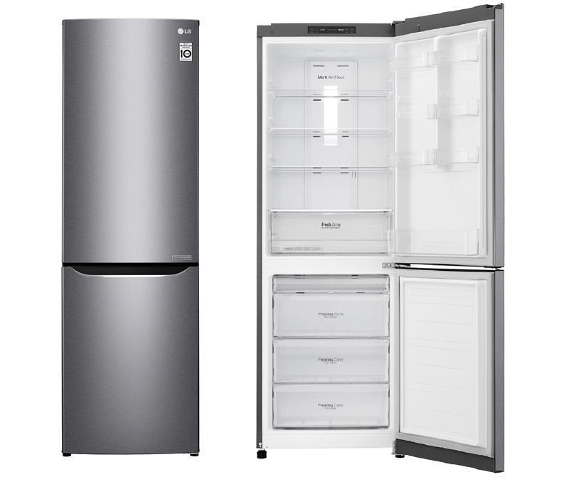 Холодильник LG GA-B419SLJL
