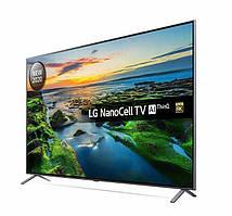 "Телевізор 75"" NanoCell 8K LG 75NANO996NA Smart, WebOS, Black"