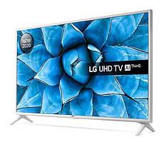 "Телевізор 49"" LED 4K LG 49UN73906LE Smart, WebOS, White"