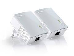 Адаптер Powerline TP-LINK TL-PA4010KIT, 2шт в уп