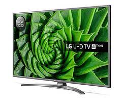 "Телевізор 43"" LED 4K LG 43UN81006LB Smart, WebOS, Silver"