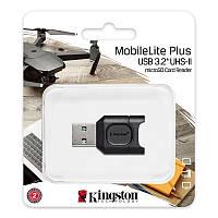 Кардрідер Kingston USB 3.1 microSDHC/SDXC UHS-II MobileLite Plus