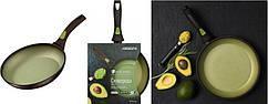 Сковорода Ardesto Avocado 26 см, зелений, алюміній