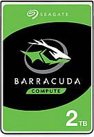 """Жорстку диск Seagate 3.5"""" 2TB SATA 3.0 7200 256MB BarraСuda"""