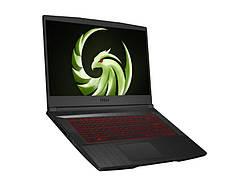 Ноутбук MSI Bravo 15.6 FHD IPS 60Hz/AMD Ryzen 5 4600H/8/256F/RX5300M-3/DOS