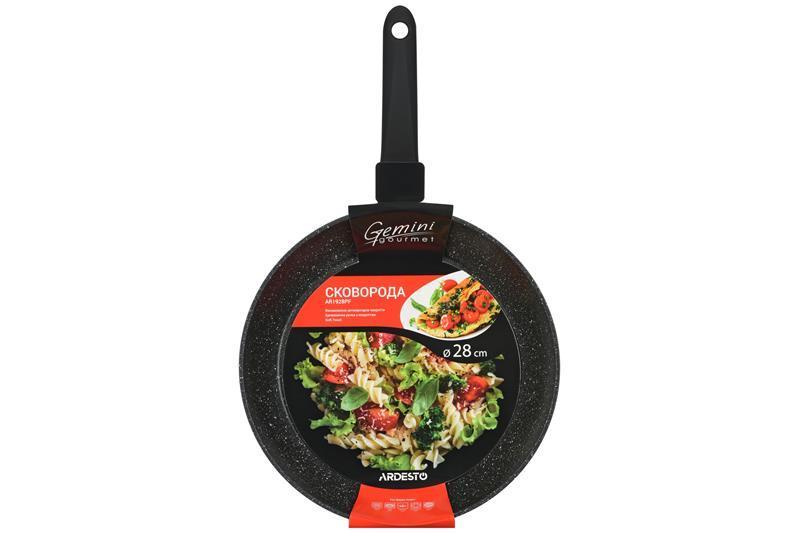 Сковорода Ardesto Gemini Gourmet Savona 28 см, алюміній