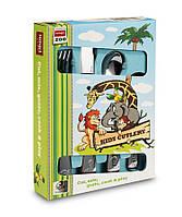 Комплект столових приборів дитячий (4 пр-ти) Lamart 5005