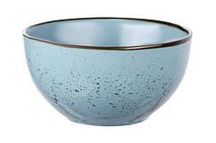 Салатник Ardesto Bagheria, 14 см, Misty blue, кераміка