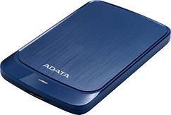 """Накопичувач зовнішній ADATA 2.5"""" USB 3.2 2TB HV320 Синій"""