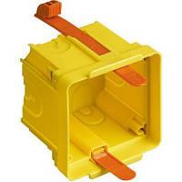 Bticino Axolute Eteris коробка для гіпсокартонних стін, 2 модуля