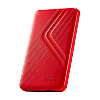 "Жорстку диск Apacer 2.5"" USB 3.1 2TB AC236 Red"