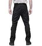 Брюки тактические ESDY SWAT IX9 tactical брюки рип-стоп черные, фото 2