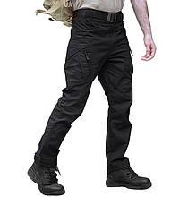 Брюки тактические ESDY SWAT IX9 tactical брюки рип-стоп черные