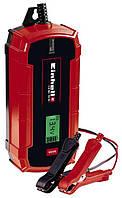 Зарядний пристрій Einhell CE-BC 10 M, мікропроц. контроль, 12 В, 3-200 А / год, макс. 10 А