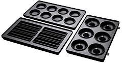 Додаткові пластини для вафельниці 24540-56 3в1 25490-56