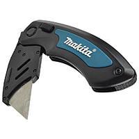 Нож Makita монтажный складной (10 дополнительных лезвий)(P-90548)