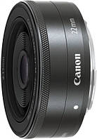 Об'єднання єктив Canon EF-M 22mm f/2 STM