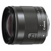 Об'єднання єктив Canon EF-M 11-22mm f/4-5.6 IS STM